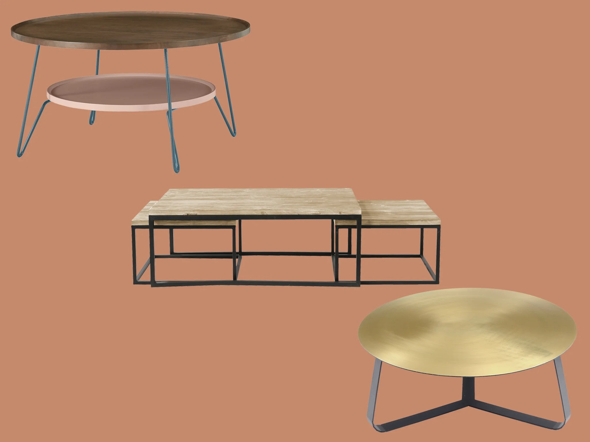 Best Coffee Tables Choose From Retro To Contemporary The Independent