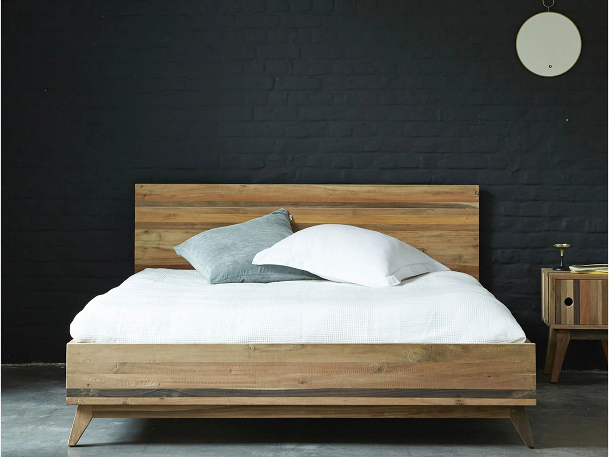 Best Double Bed Choose From Wooden Brass Or Upholstered The Independent