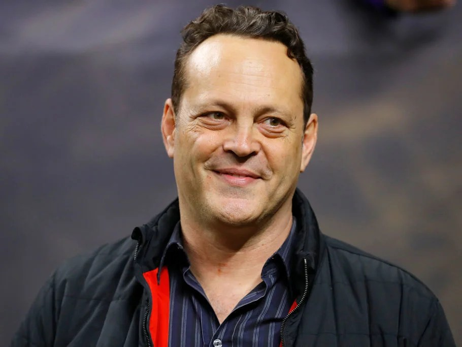 Vince Vaughn faces a kickback after shaking Trump's hand at the football game