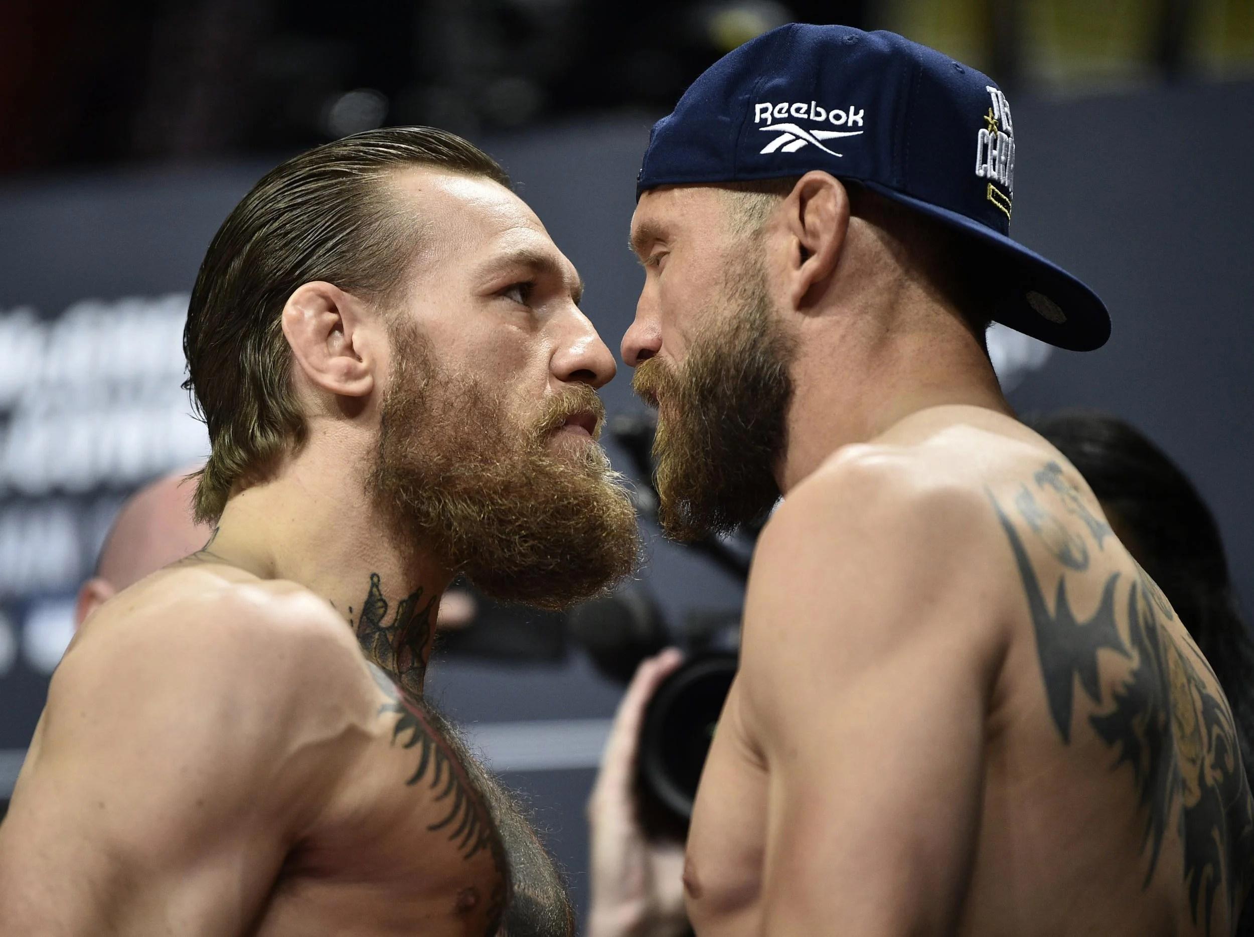 McGregor vs Cowboy LIVE: UFC 246 fight broadcast, UK start time, latest news
