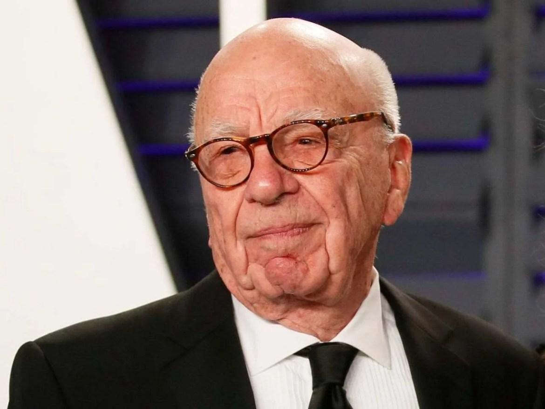 While Fox News dismissed coronavirus, Rupert Murdoch took it seriously