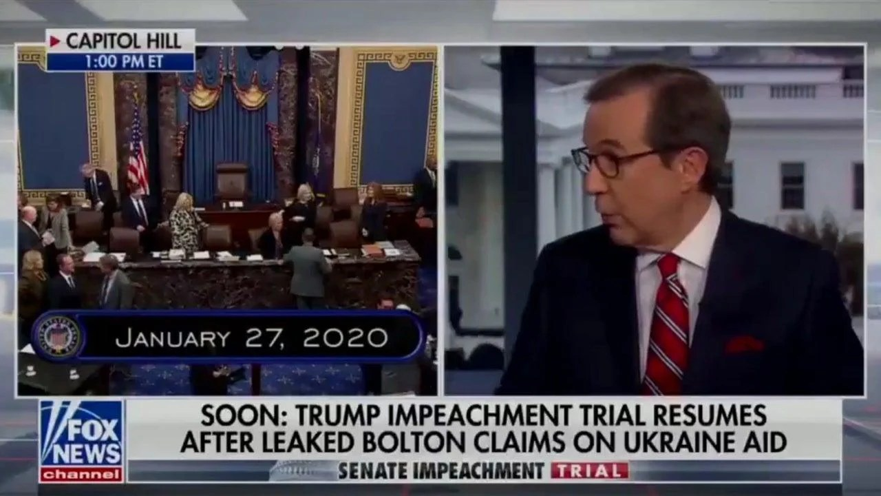 'Make your facts clear': Fox News hosts a clash over Trump's impeachment requests
