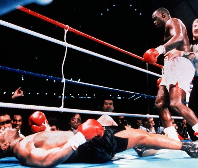 Mike Tyson Vs Buster Douglas Remembering A Fight That Changed