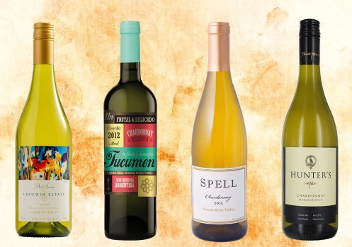 Best chardonnays that aren't over-oaked