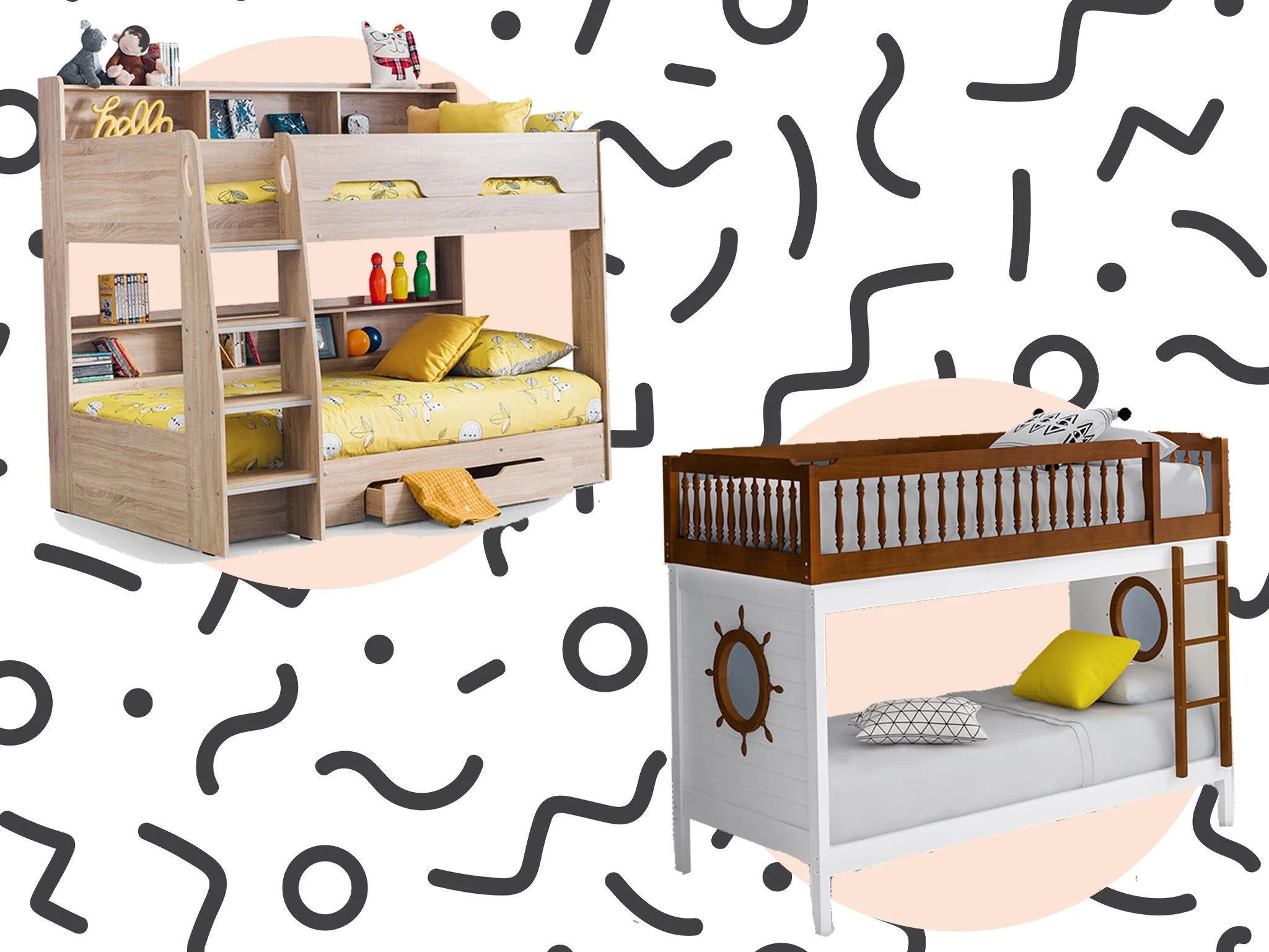 Best Kids Bunk Beds That Are Fun And Functional The Independent