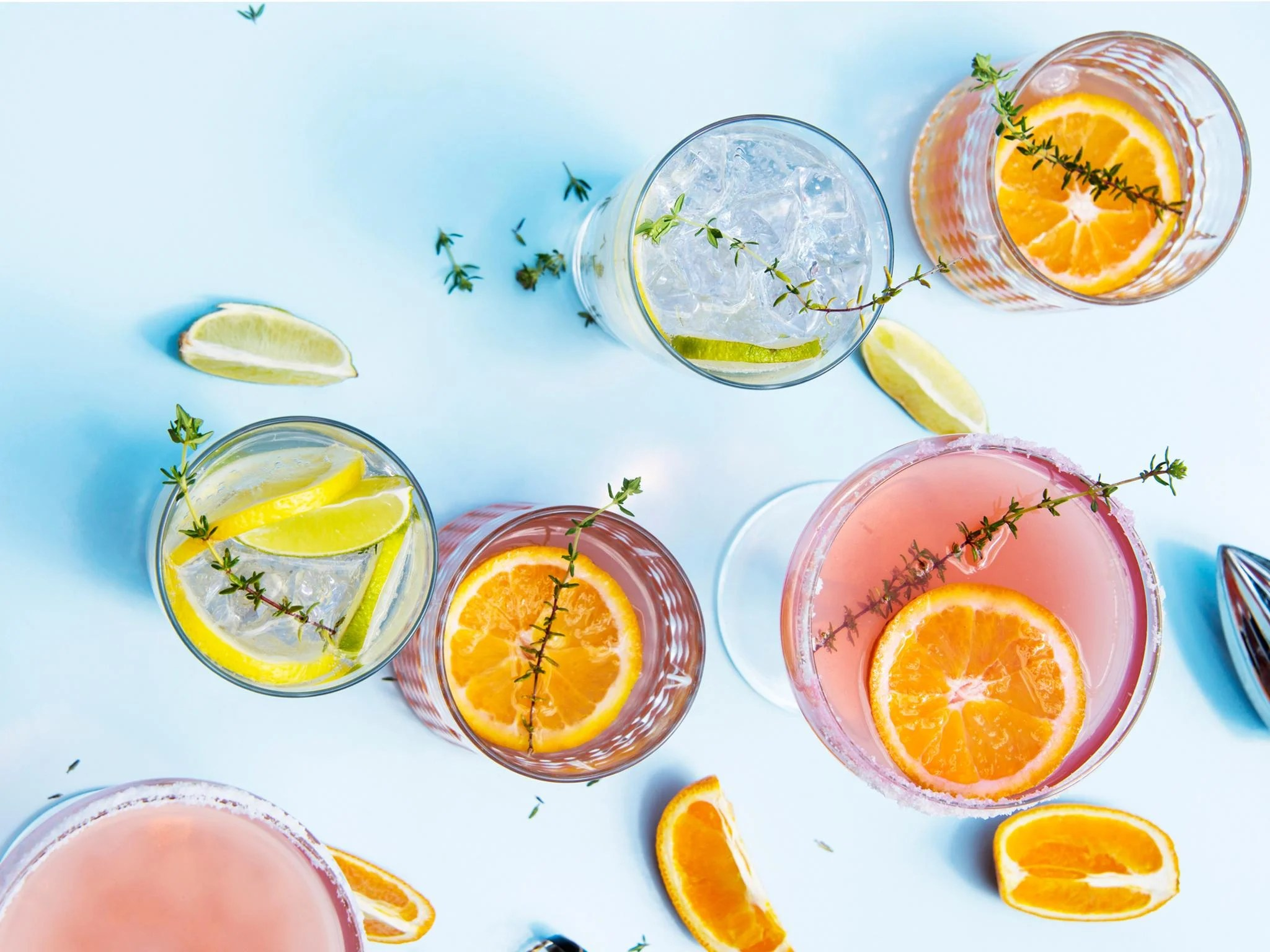 The Easy Cocktail Recipes You Need For The Bank Holiday During Lockdown The Independent
