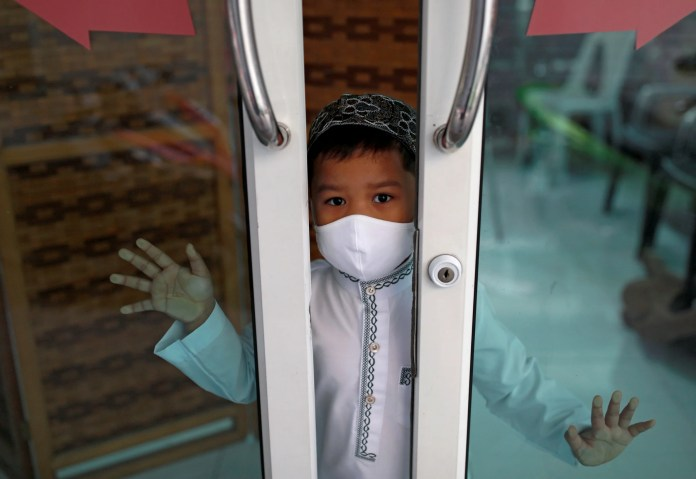 Across the world, Muslims are having to celebrate Ramadan differently during the coronavirus pandemic