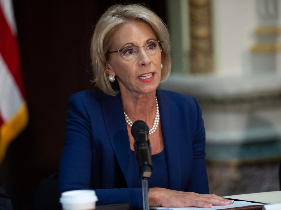 We underestimated Betsy DeVos and now we're paying a terrible ...