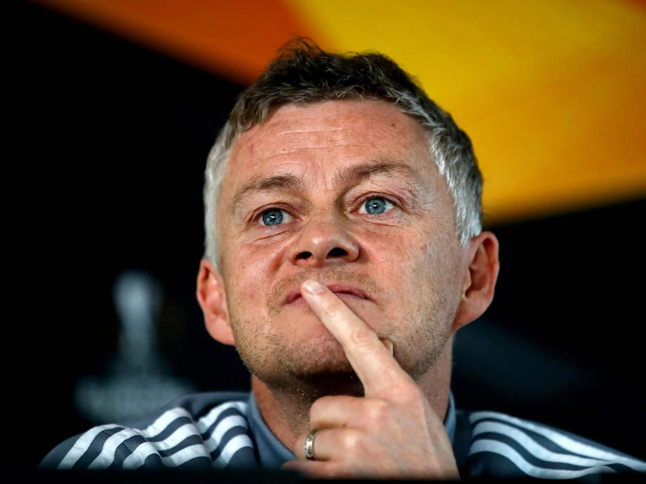 Ole Gunnar Solskjaer wants maximum points to send Manchester United into Champions League 8