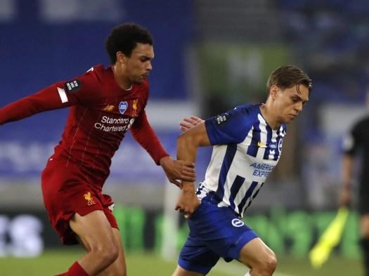 Brighton vs Liverpool LIVE: Latest Premier League updates ...