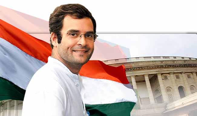 K Venugopal Hints At Rahul Gandhi Taking INC President's Post