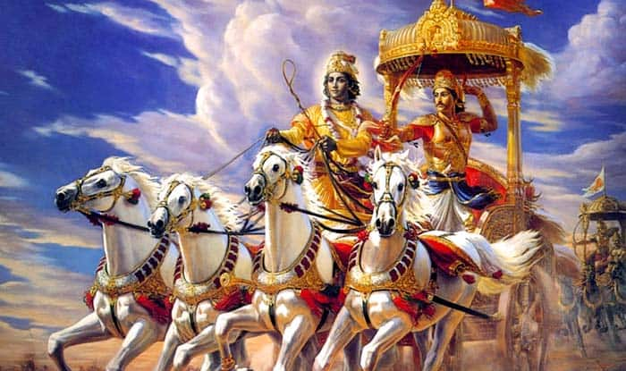 Mahabharata Offers Answers On Psychiatry Lord Krishna Was India S First Counsellor Ima Chief Kk Aggarwal India Com