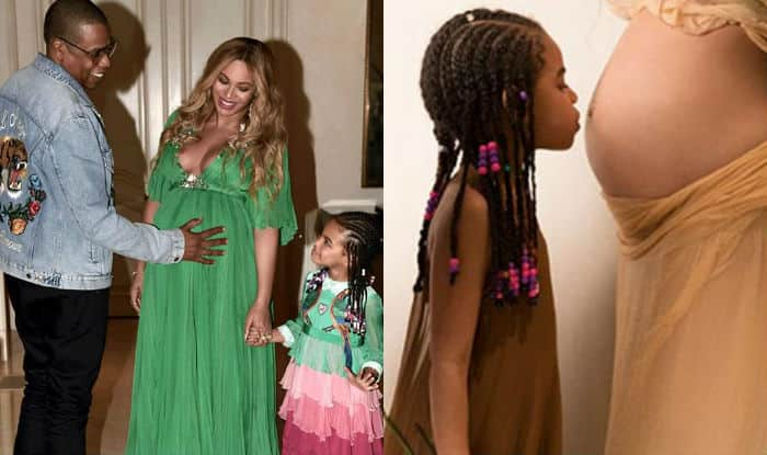 watch her give birth blue ivy