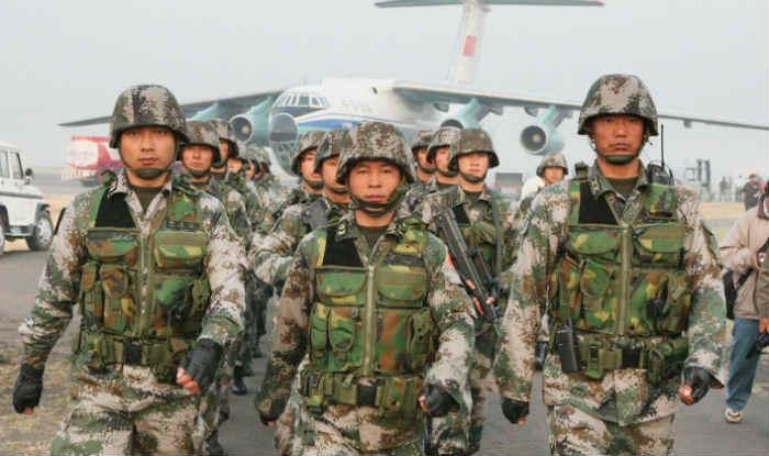 China Builds Key Highway Through Brahmaputra Canyon In Tibet Close To Arunachal Border