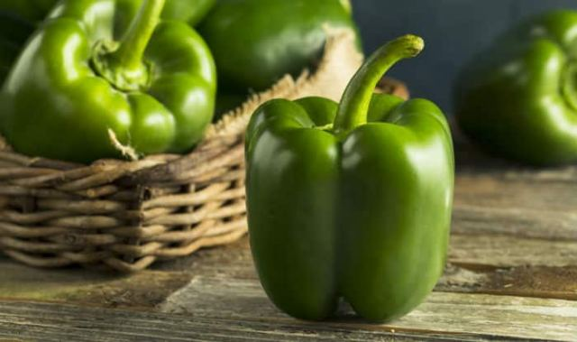 capsicum rich in Vitamin-c booss our immune system