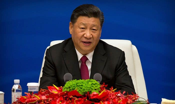 Chinese President Xi at G20 Summit