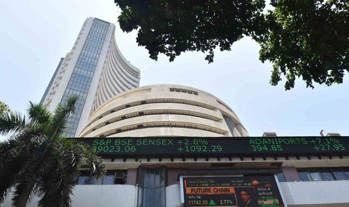Market Today: Sensex Opens 200 Pts Higher, Nifty Tops 10,369 in Early Trade Hours; Tata Steel Top Gainer 1