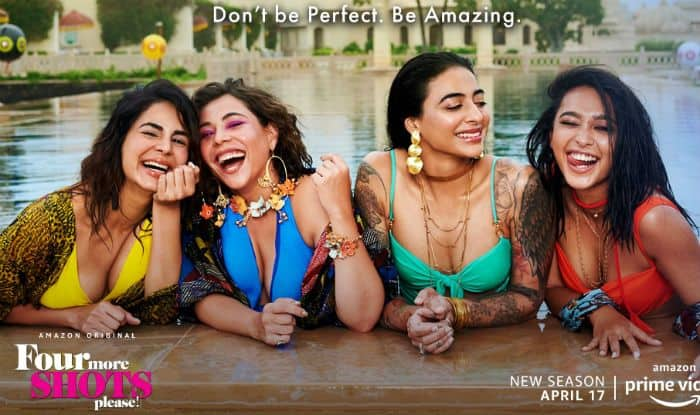 Amazon Prime Video Series 'Four More Shots Please' Gets Season 3, Kriti Kulhari Makes The Announcement in Style