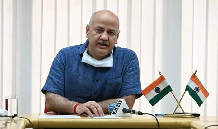 Manish Sisodia to Hold LIVE Interaction With Teachers, Students at 7 PM