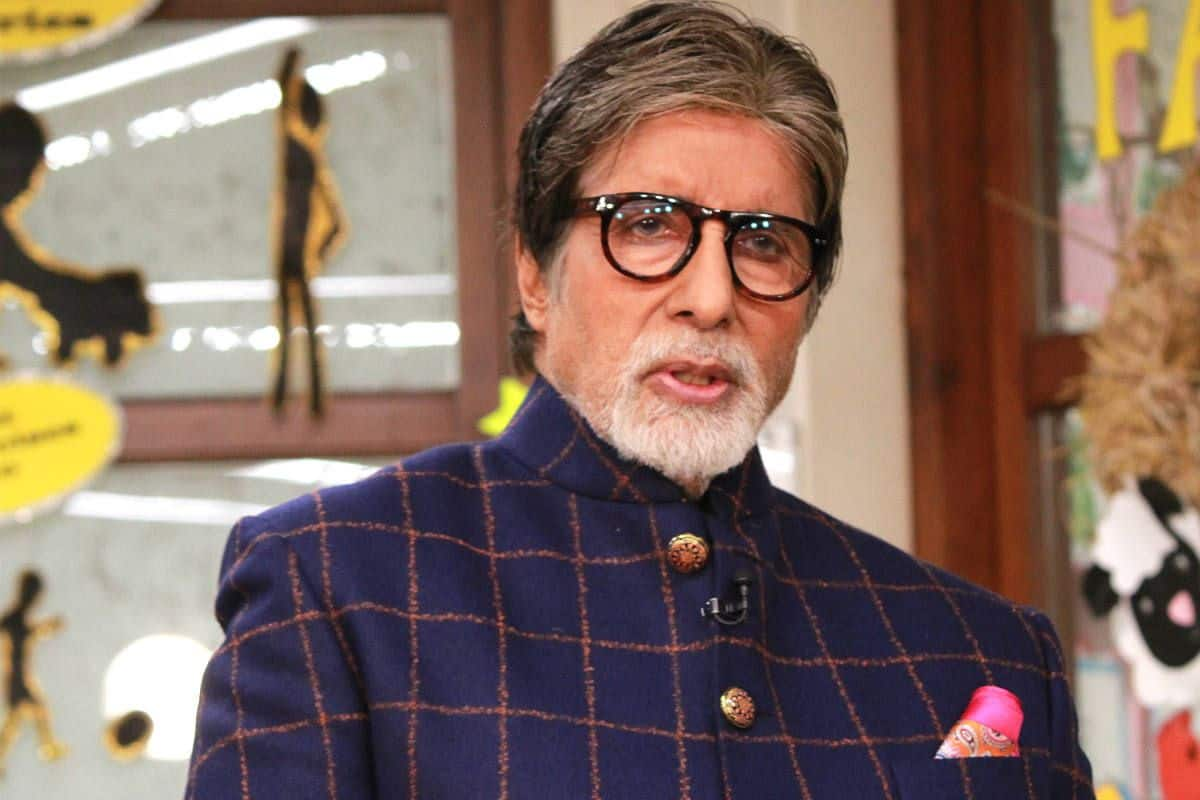 Amitabh Bachchan Hints at Receiving First Dose of Coronavirus Vaccine Soon, Says 'It's Mandatory'