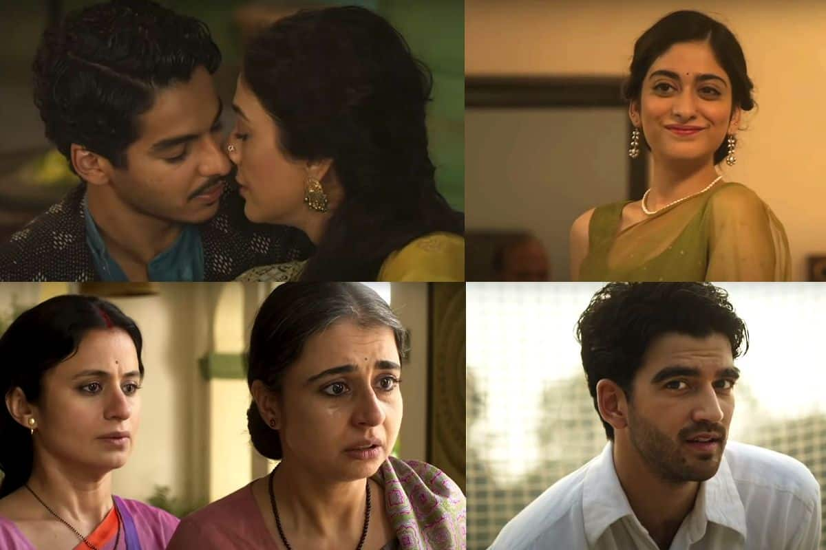 A Suitable Boy: Netflix's Web Series Sparks Controversy Over Kissing Scene, BJP Leader Says 'It Promotes Love Jihad'