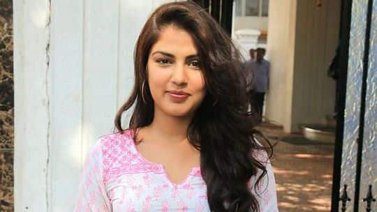 SSR Death Case: Rhea Chakraborty