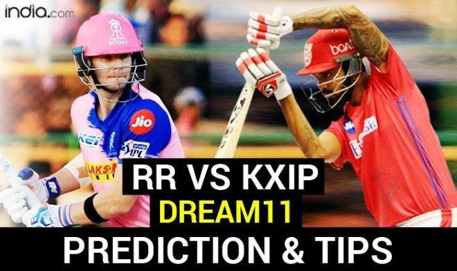 RR vs KXIP Dream11 Team Hints And Predictions, Captain And Vice-Captain, Fantasy Cricket IPL 2020: Rajasthan Royals vs Kings XI Punjab, Match 9 Sharjah Cricket Stadium, UAE at 7:30 PM IST Sunday, September 27