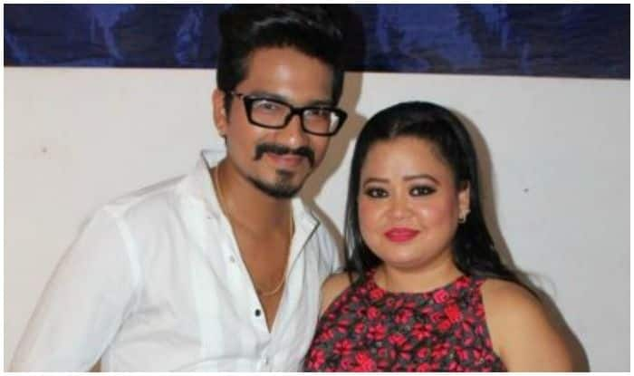 Comedian Bharti Singh And Husband Harsh Limbachiyaa Detained By NCB After Raid