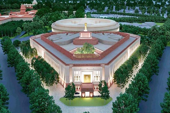 First Look of New Parliament Building is Out | Here's What it Will Cost