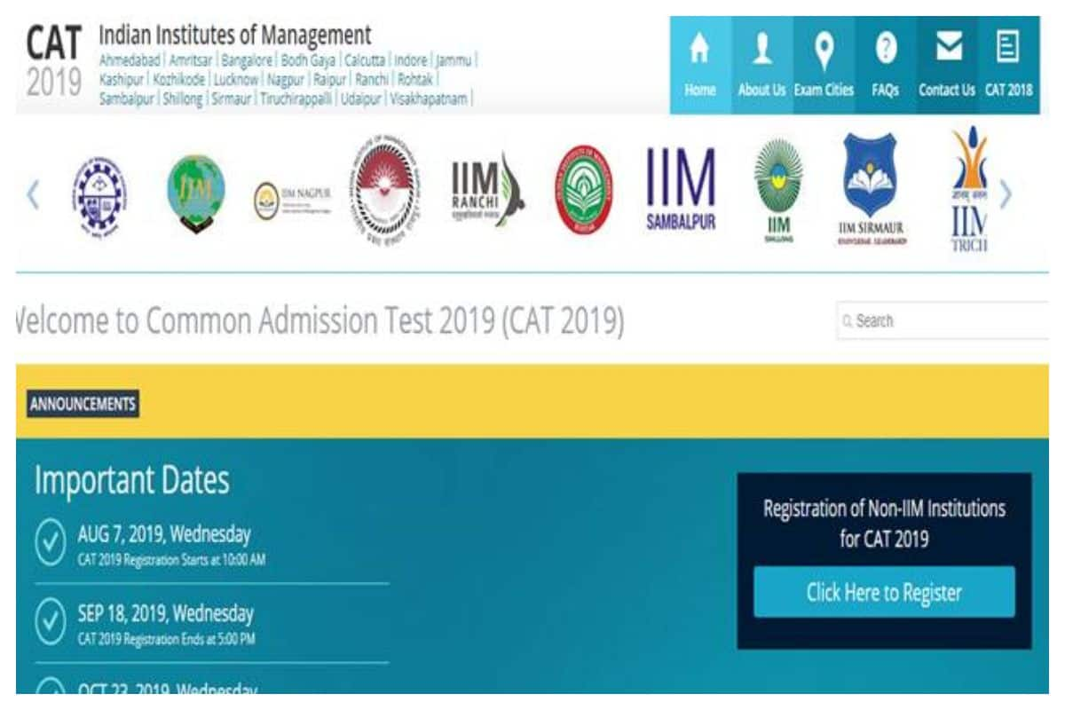 CAT 2020 Final Answer Key Released, Download Official CAT Answer Key 2020 at iimcat.ac.in