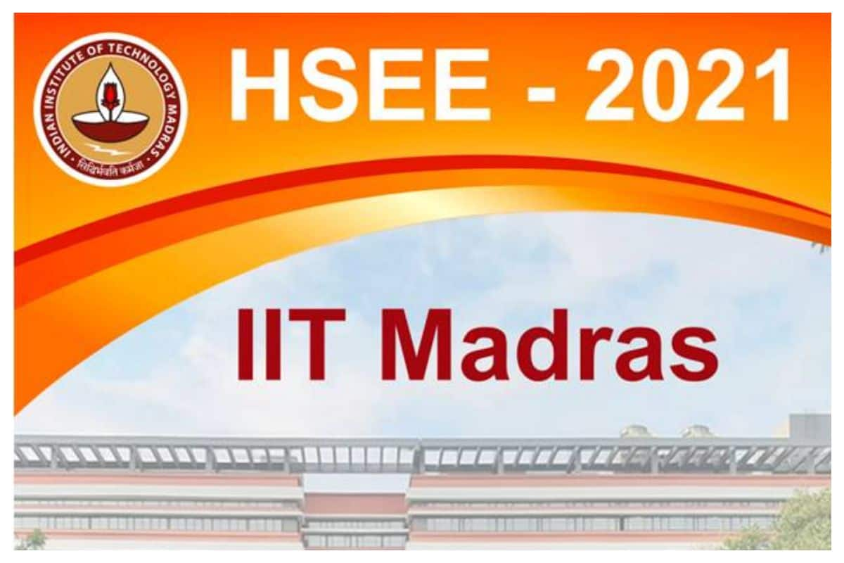 IIT Madras HSSE 2021 Exam Dates Announced, Application Process to Start From THIS Date