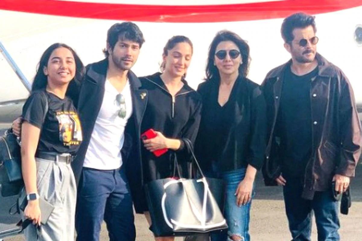 Varun Dhawan And Neetu Kapoor Get Coronavirus, Anil Kapoor-Kiara Advani Test Negative – Jug Jugg Jeeyo Shoot Stopped