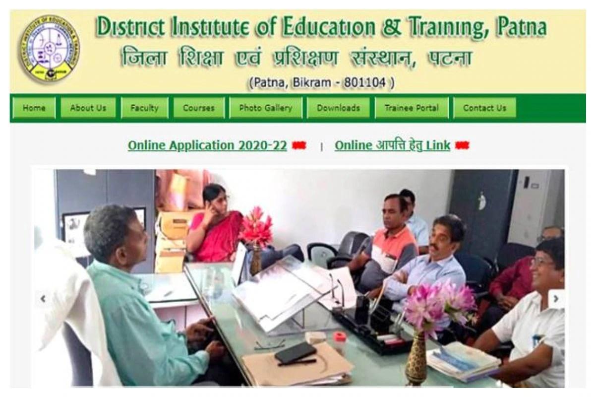 Bihar DElEd Merit List 2020 Released by DIET Patna at dietpatna.com, Check and Download Bihar DElEd 2020 Merit List NOW