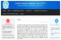 CTET 2020 To Be Held on January 31, Admit Card Likely To Be Released on THIS Date at ctet.nic.in