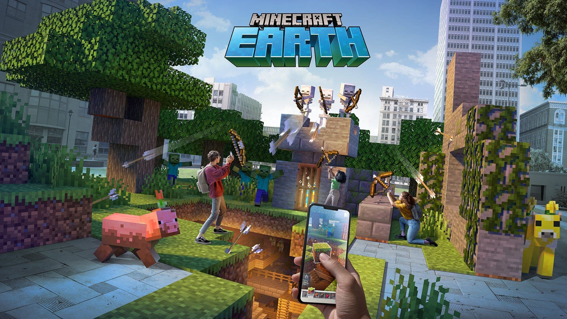 Here's Why Microsoft decided to shut down Minecraft Earth Game