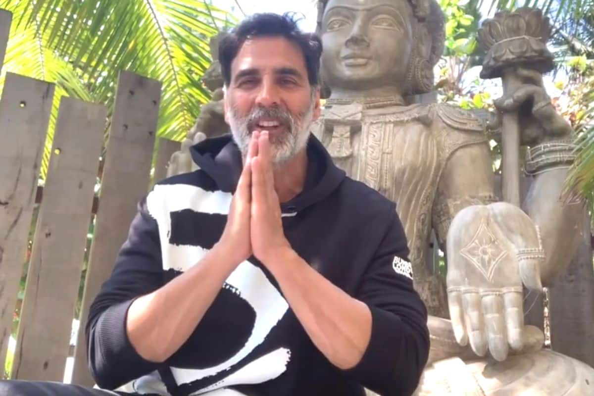 Akshay Kumar Urges All to Contribute to Ram Mandir-Construction