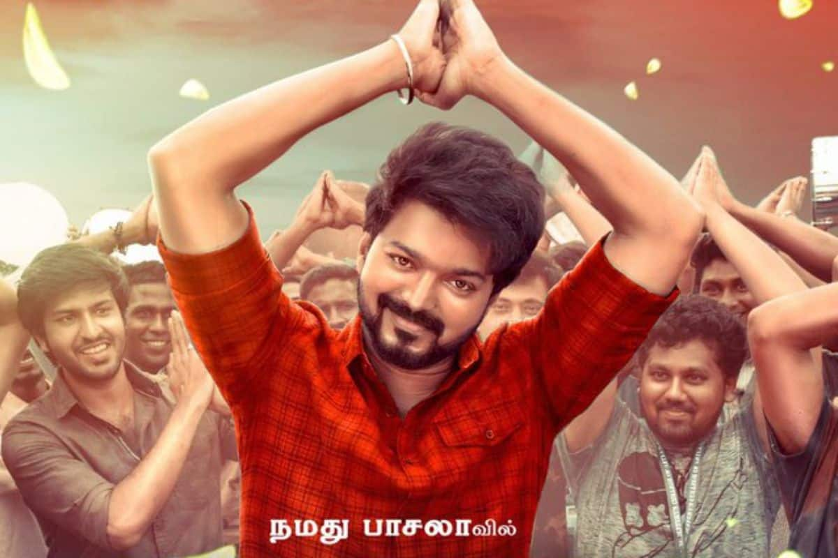 Thalapathy Vijay's Film Enters The List of All-Time Top 10 Tamil Nadu Grossers