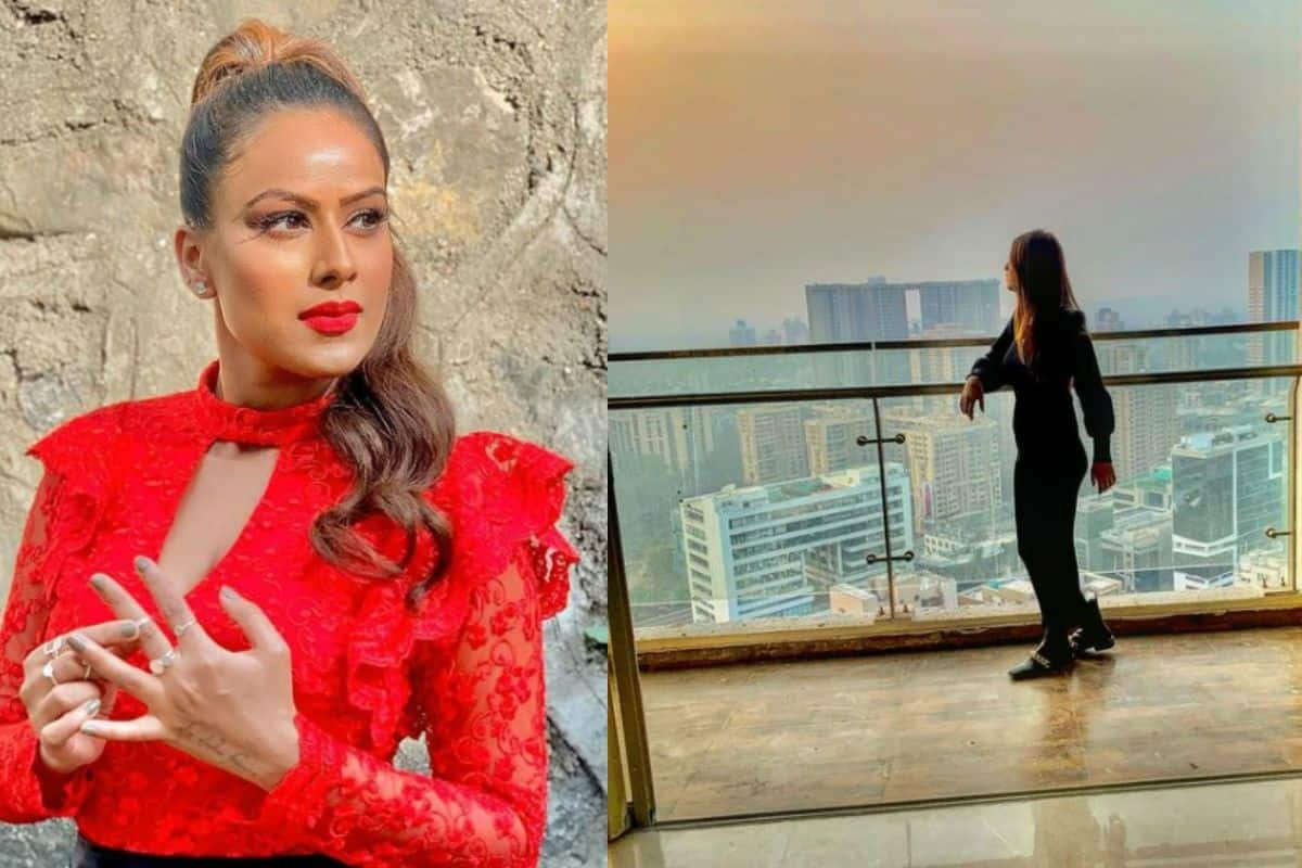Nia Sharma Buys a Stunning House in Mumbai, Shares Photos From Her Balcony