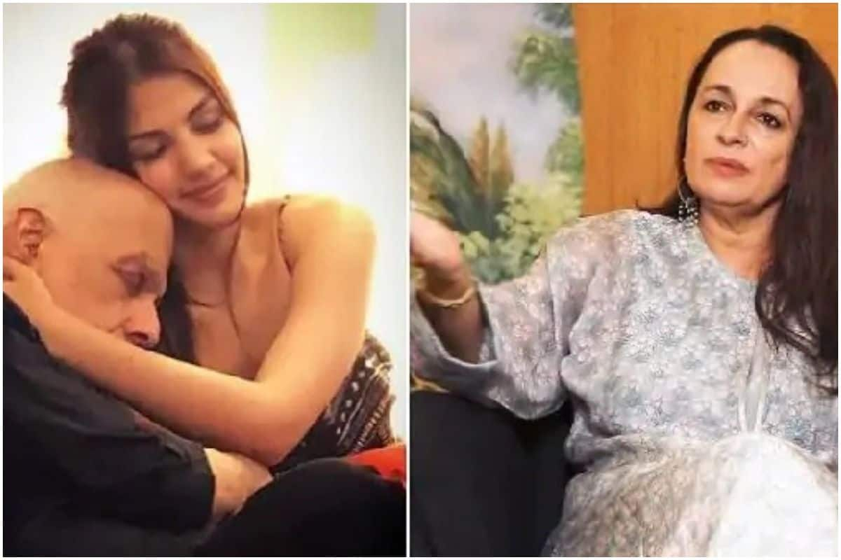 Soni Razdan Supports Rhea Chakraborty After a Writer Showed Concern 'Possibly Lost Chance at Career'
