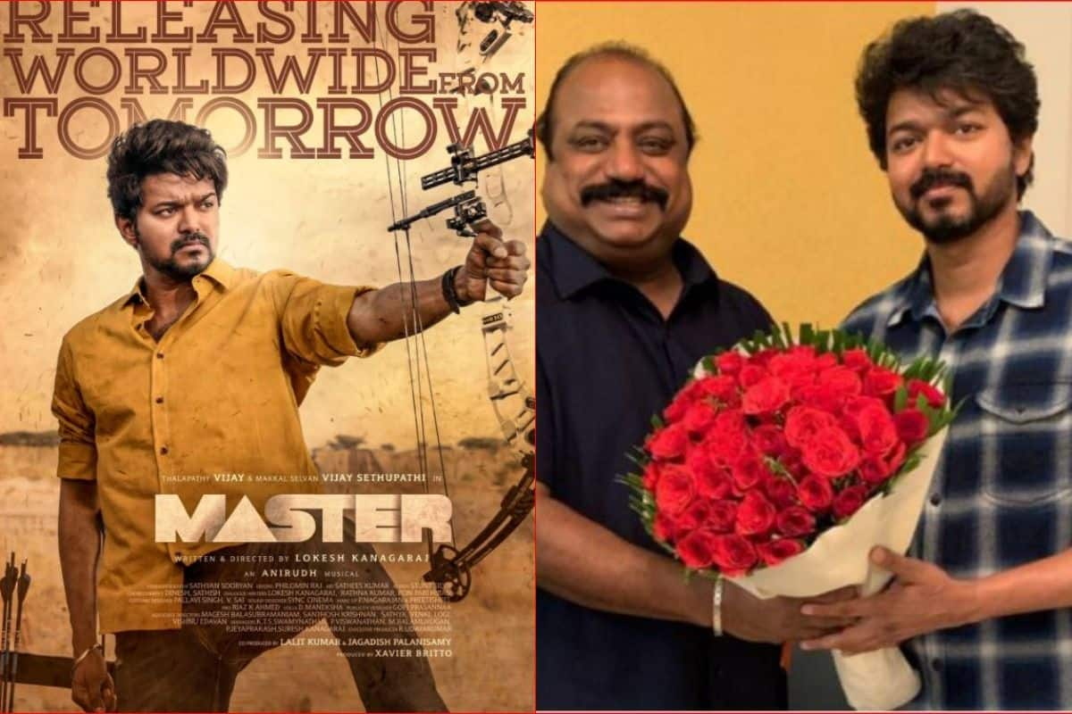After Vijay's Master Leaks Online, Producer Xavier Britto Gets Into Legal Trouble