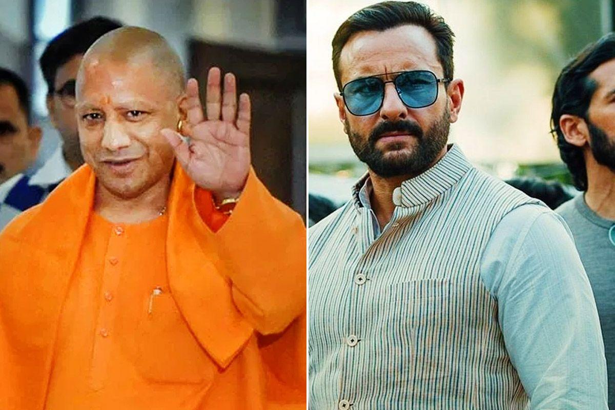 Yogi Adityanath Issues Open Warning To Saif Ali Khan, Ali Abbas Zafar And Others