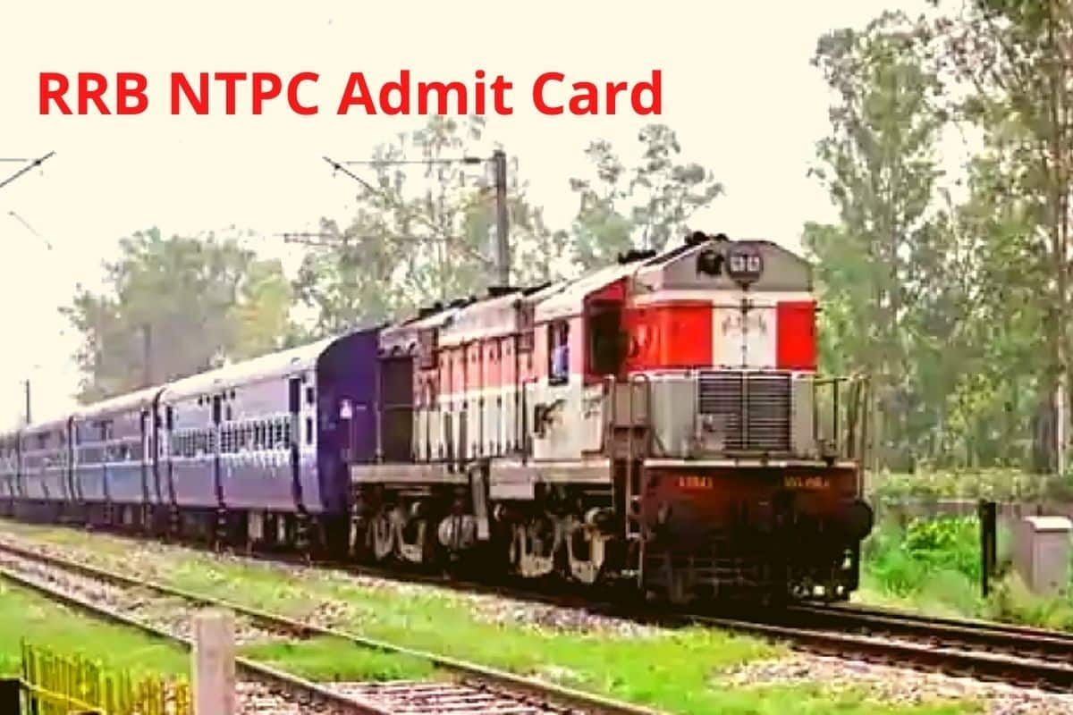 RRB NTPC Exam 2021: Admit Card Released For RRB Phase 5 Exam