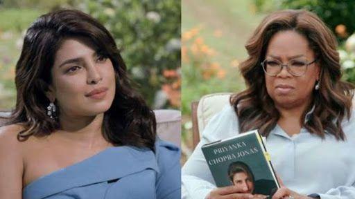 Chopra On Oprah! Netizens React To Priyanka Chopra