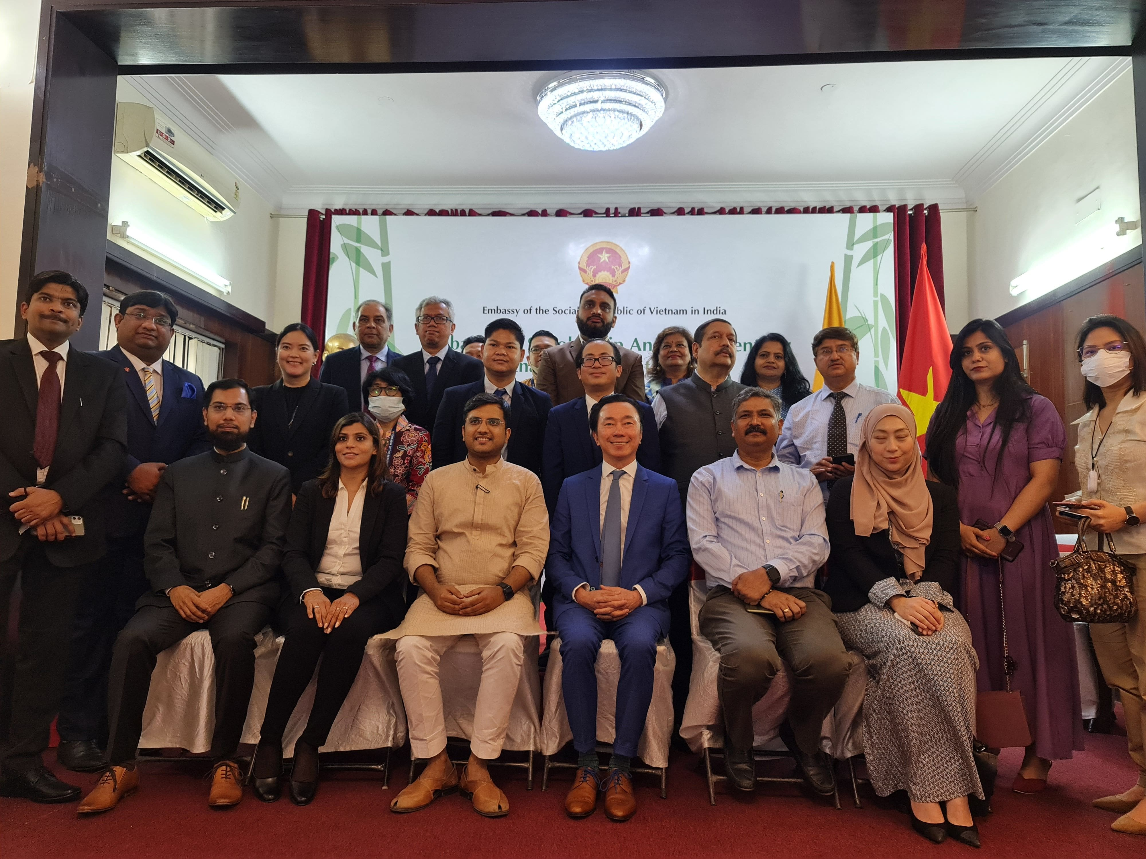 Vietnam Embassy Signs Scholarship MoUs With Three Indian Universities