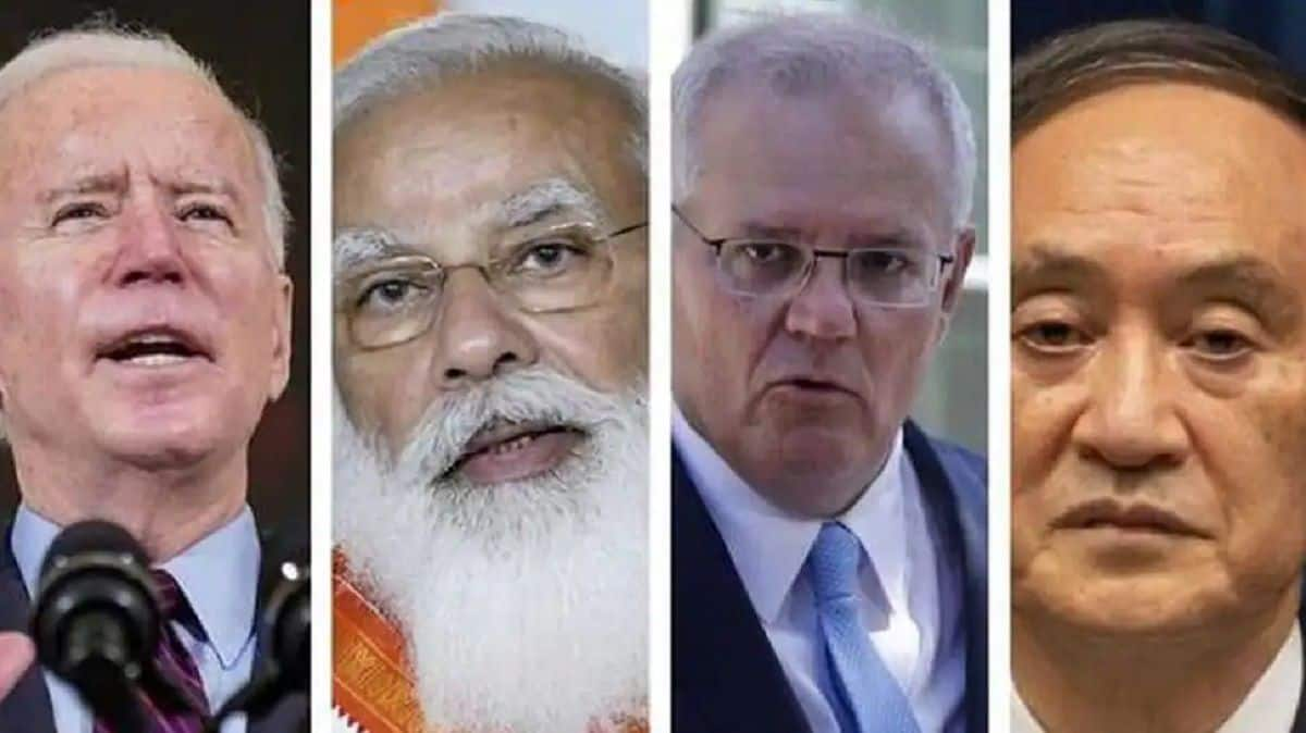 PM Modi To Hold Talks With Leaders Of US, Japan & Australia