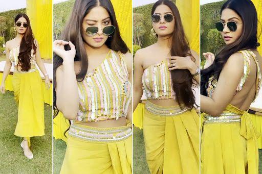 Naagin 6 Fame Krishna Mukherjee Aka Priya Grooves To Ex Boyfriend Aly Goni