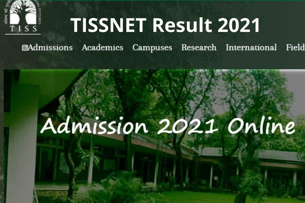 TISSNET Result 2021 to be Announced Today at tiss.edu