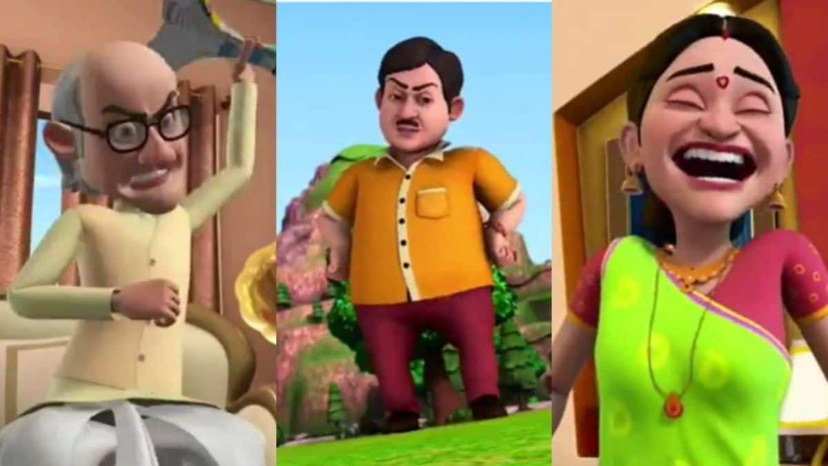 Watch Taarak Mehta Ka Ooltah Chashmah's Jethalal, Dayaben, Bapuji And Tapu Sena Now In an Animated Series