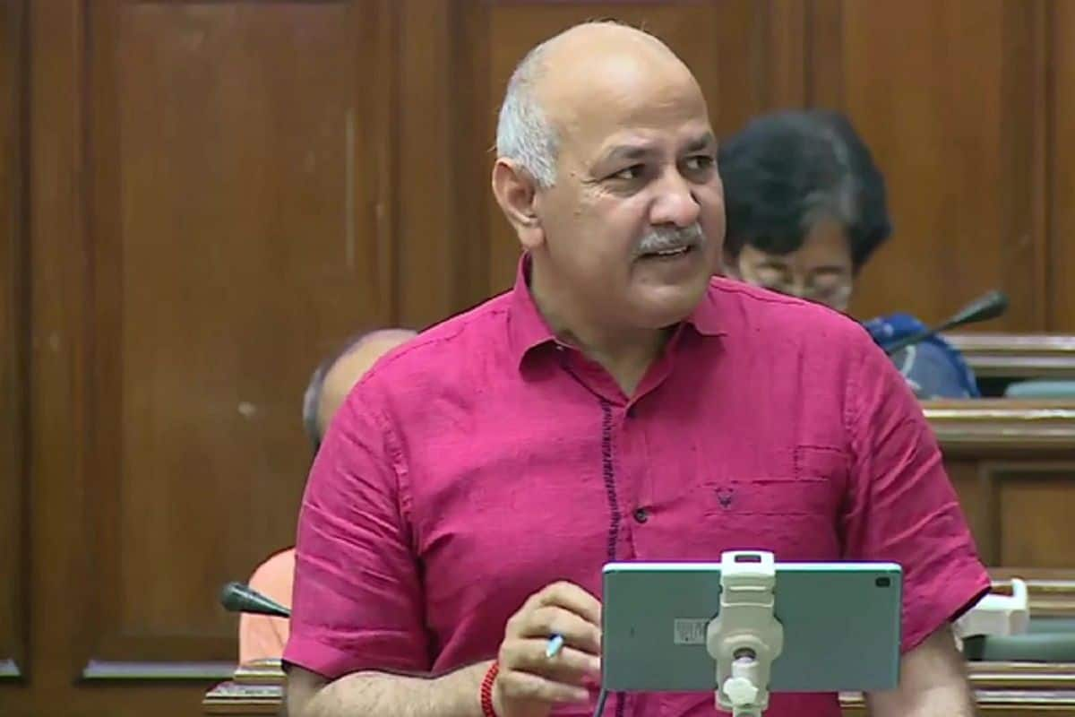 Working on Plans To Assess Class 10, 12 Students In 2022; Will Send Suggestion To CBSE: Sisodia