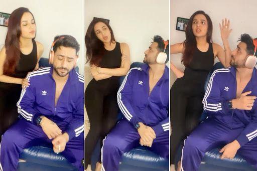 Aly Goni, Jasmin Bhasin Groove To Rubina Dilaik, Abhinav Shukla